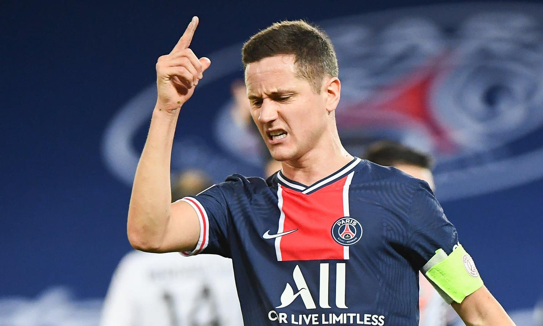 Đội hình tiêu biểu vòng 8 Ligue 1: Cựu sao Man United, nỗi buồn Payet - Bóng Đá