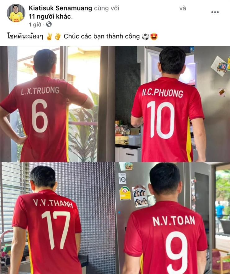 Việt Nam đấu Oman, Kiatisak làm điều đặc biệt  - Bóng Đá