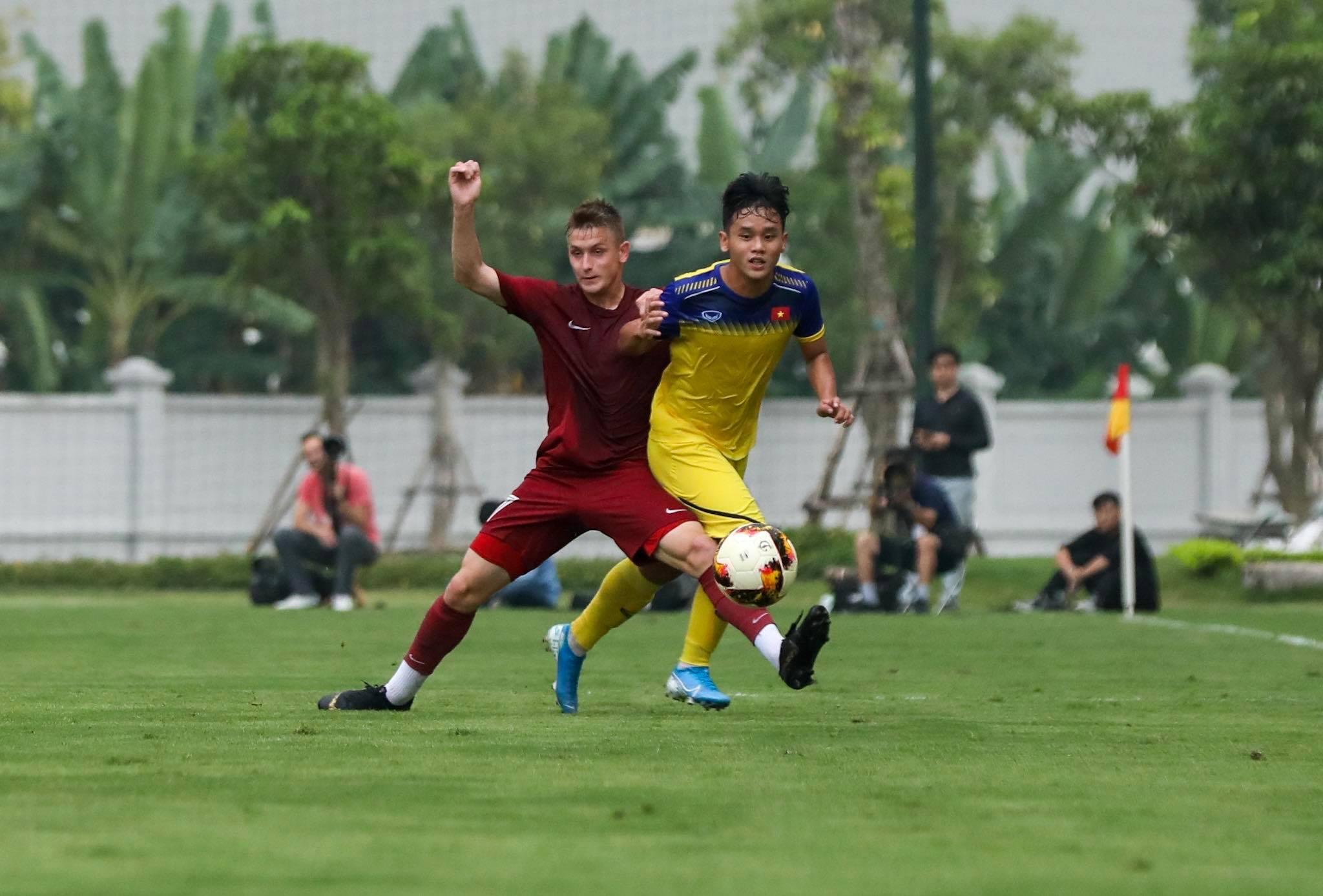 Đội bóng trẻ châu Âu nói gì trước khi gặp U21 Việt Nam ở giải U21 Quốc tế - Bóng Đá