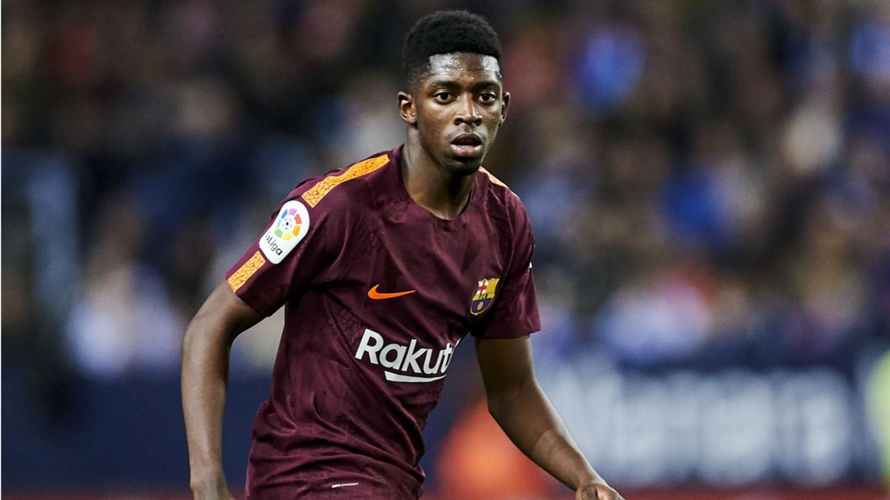 Sau Malcom, đến lượt Dembele đòi chia tay Camp Nou - Bóng Đá
