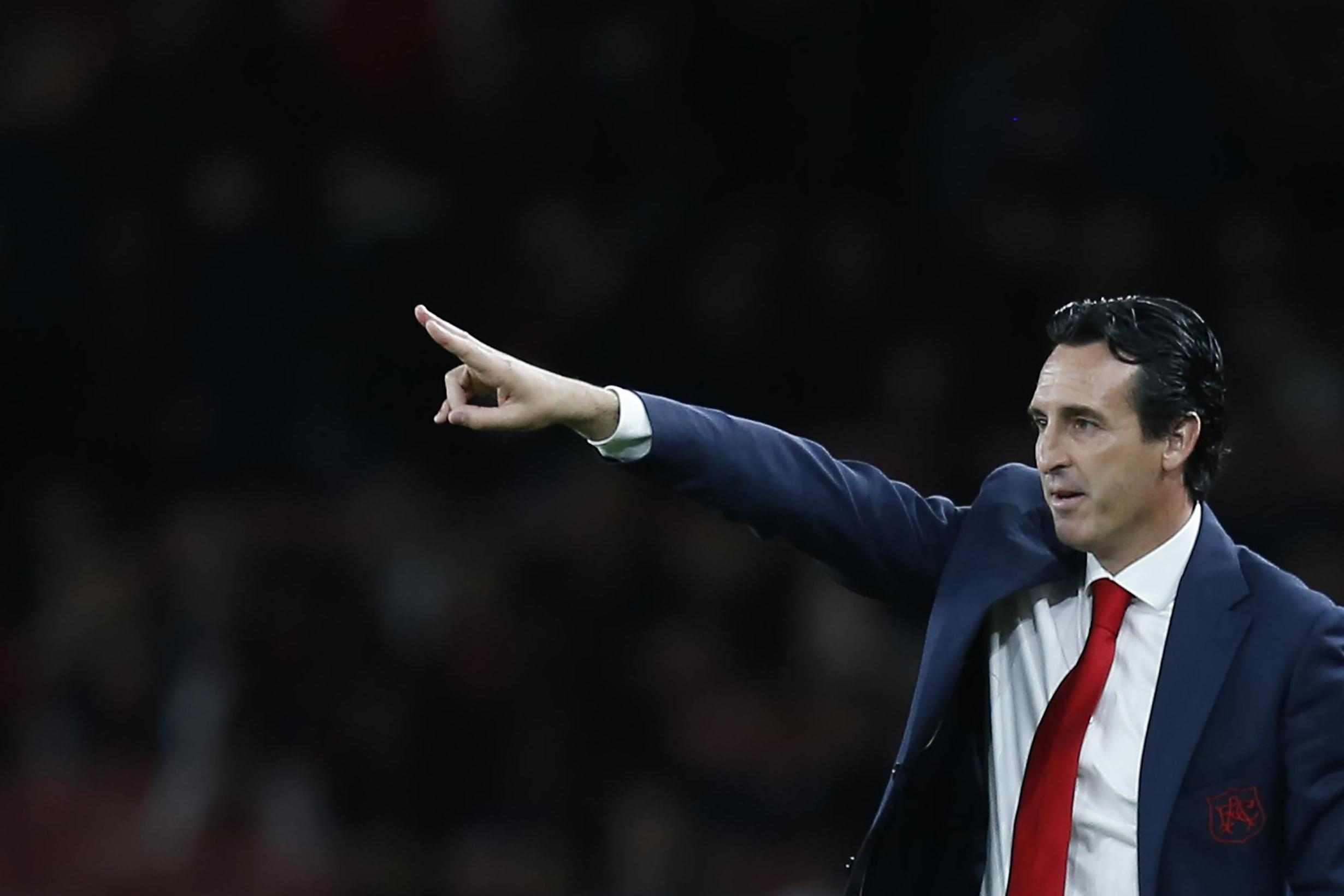 Unai Emery reveals his biggest concern with Arsenal despite unbeaten run - Bóng Đá