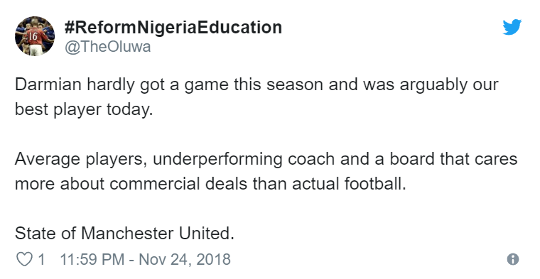 Manchester United fans don't know how to react to Matteo Darmian's performance vs Crystal Palace - Bóng Đá