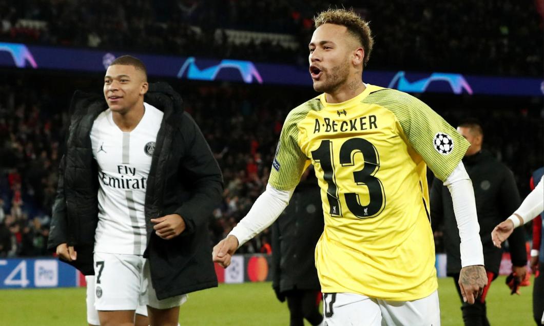 Liverpool's Robertson frustrated by Neymar 'playacting' - Bóng Đá