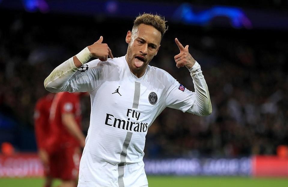 Neymar: Vị hoàng đế mới ở Old Trafford - Bóng Đá