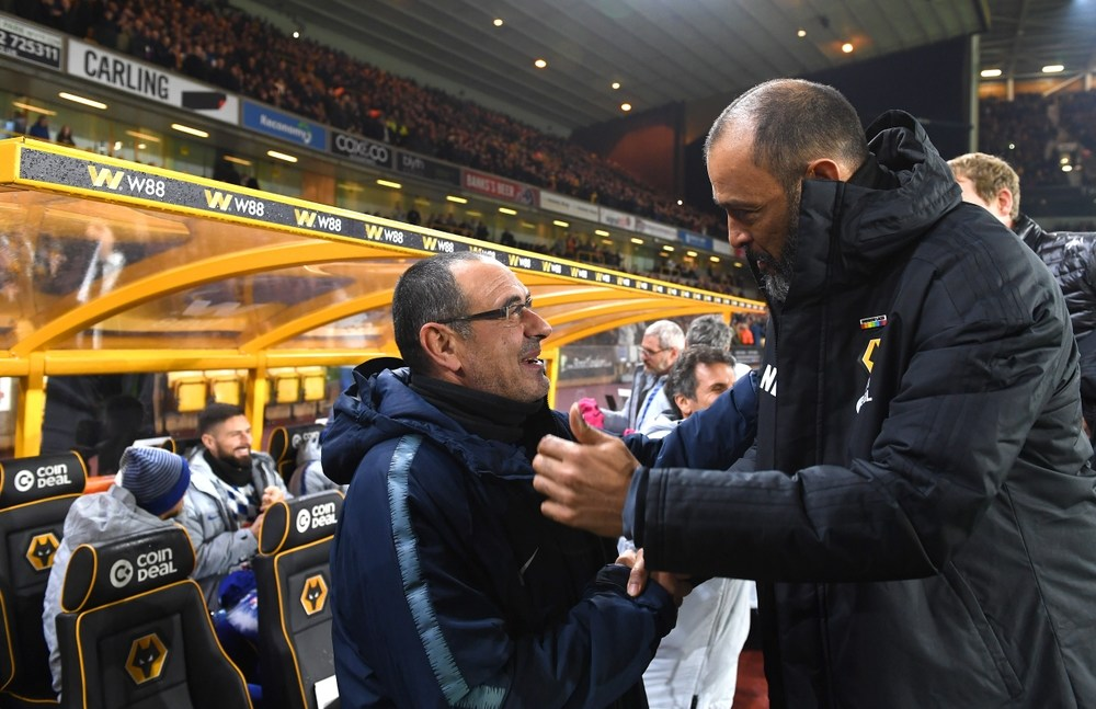 Chelsea players sometimes too confident – Sarri - Bóng Đá