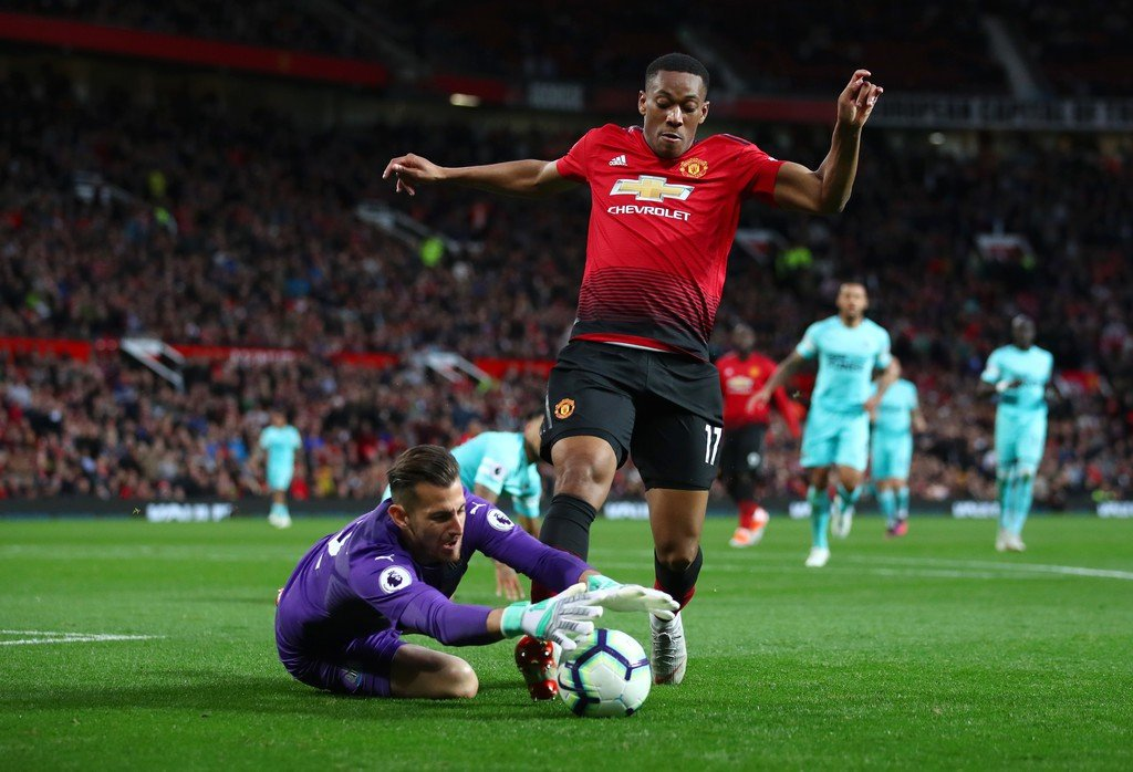 Manchester United get Anthony Martial injury boost - Bóng Đá