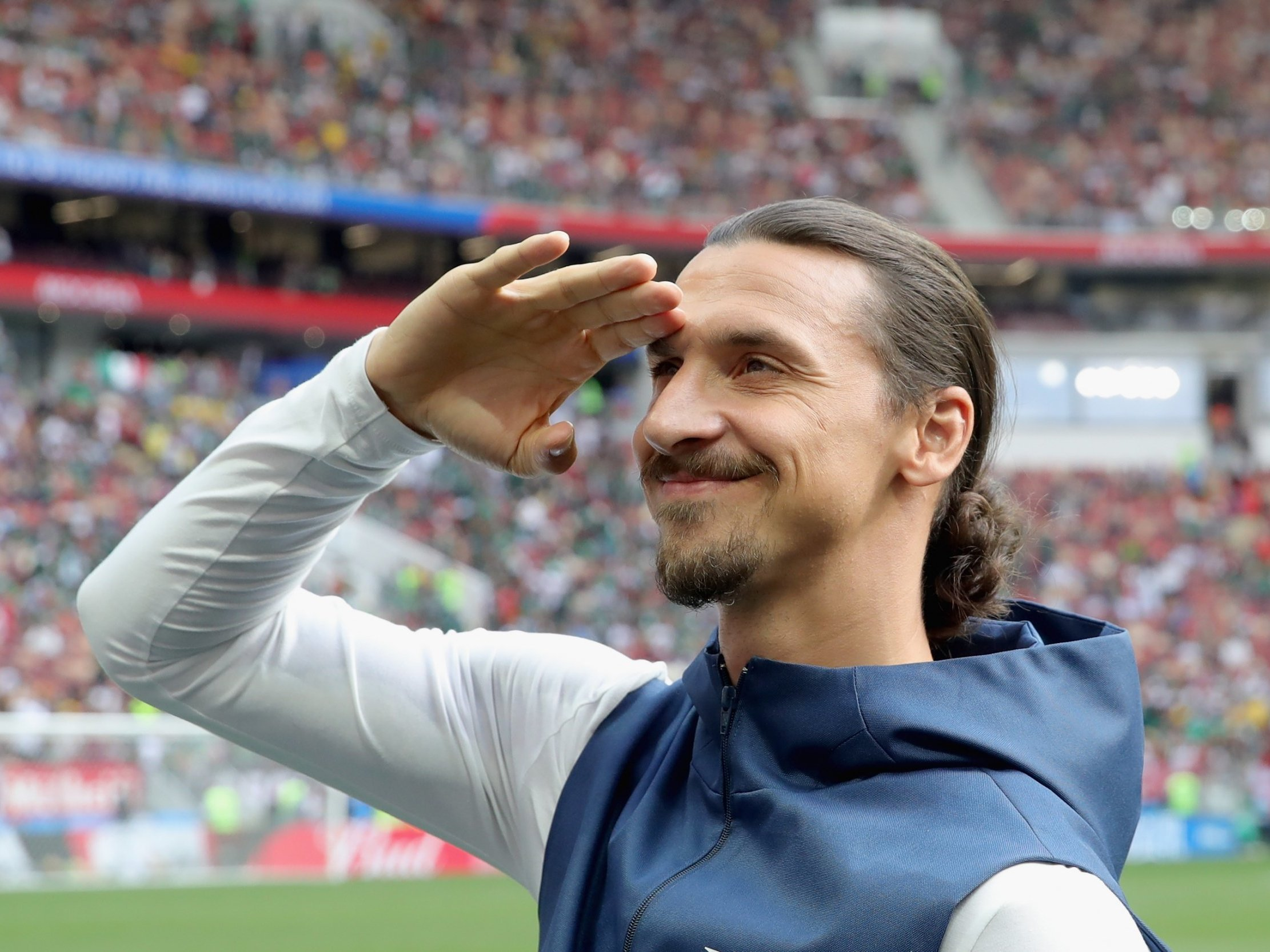 LA Galaxy star Zlatan Ibrahimovic won't be joining AC Milan - Leonardo - Bóng Đá