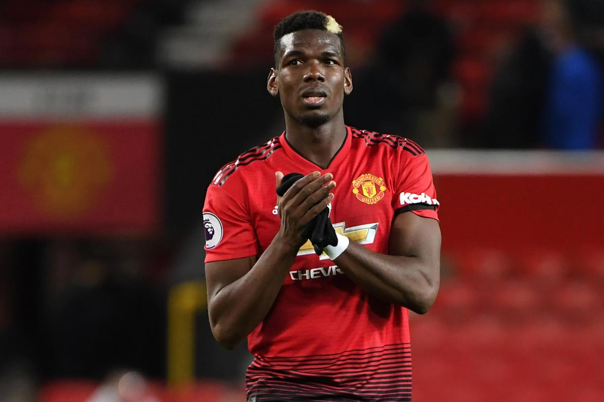 Paul Pogba 'told he is not leaving' Man Utd in January - Bóng Đá