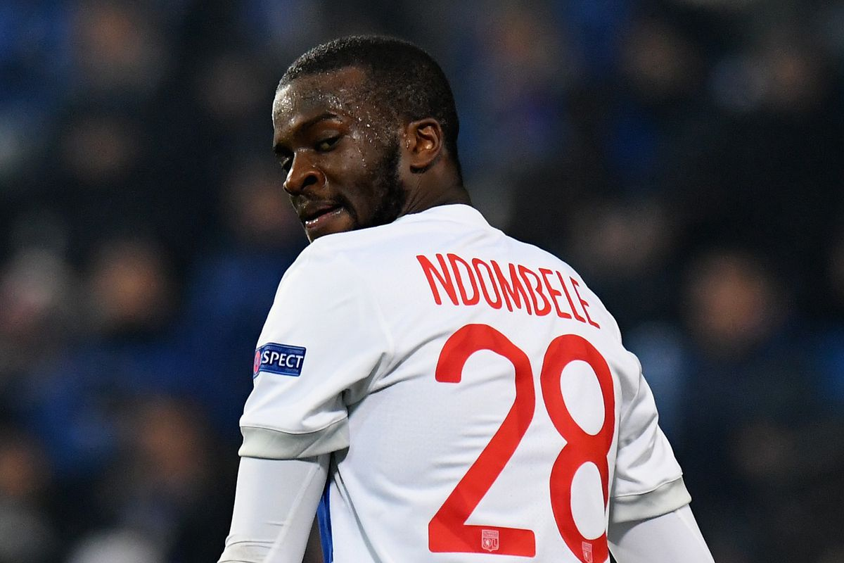 Manchester Utd 'most determined' to land Tanguy Ndombele in near €100m deal - Bóng Đá