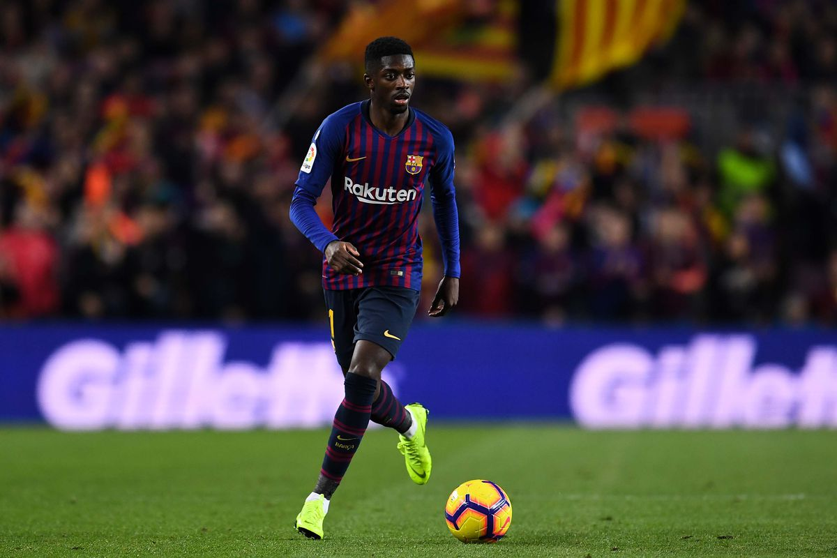 What Ernesto Valverde said about Ousmane Dembele and his temperament amid Arsenal transfer links - Bóng Đá