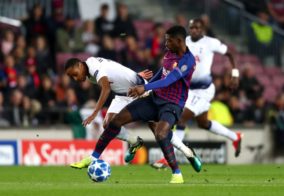 Mauricio Pochettino hails Tottenham players for achieving 'mission impossible' after draw at Barcelona - Bóng Đá