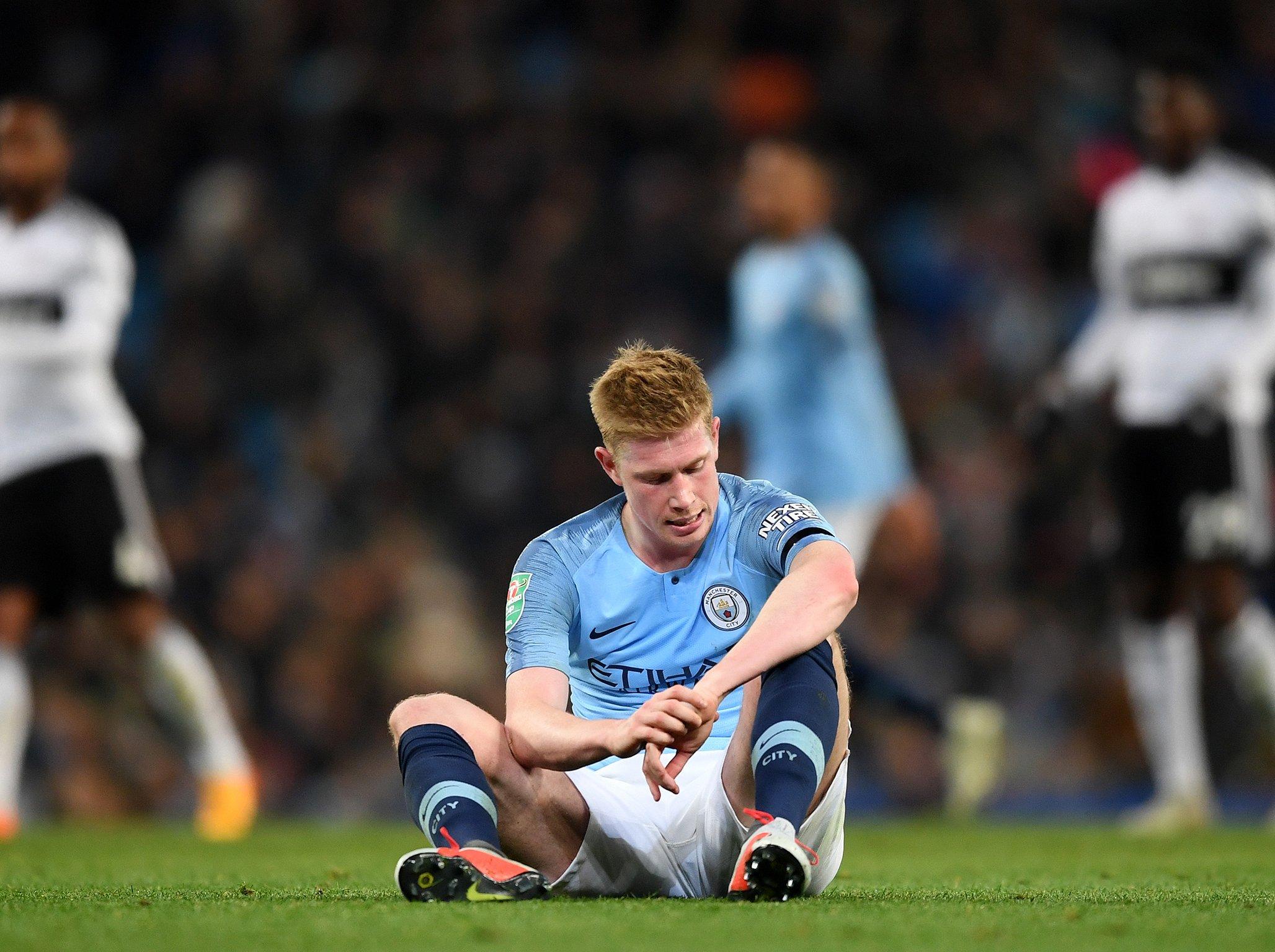 'De Bruyne phải cạnh tranh gay gắt mới có suất đá chính ở Man City' - Bóng Đá