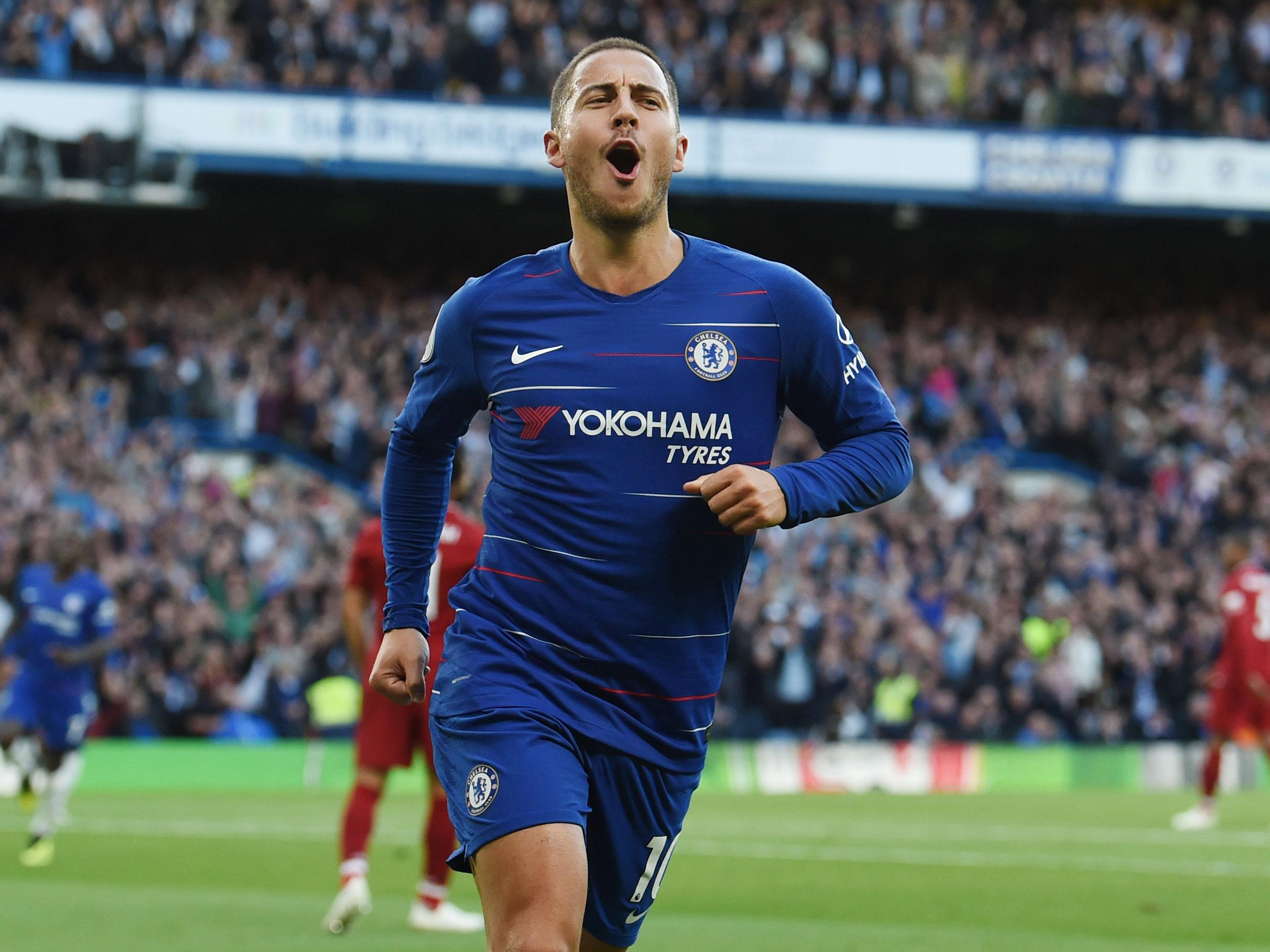 Eden Hazard to Real Madrid: Chelsea offered TWO Real stars in swap deal - Bóng Đá
