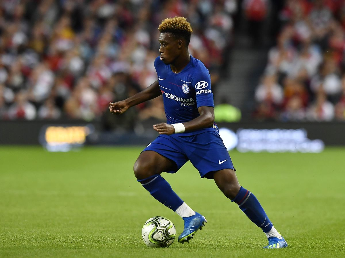 Callum Hudson-Odoi told to quit Chelsea for Bayern Munich move after Gianfranco Zola comments - Bóng Đá