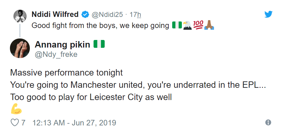 Manchester United fans urge Wilfried Ndidi to join - Bóng Đá
