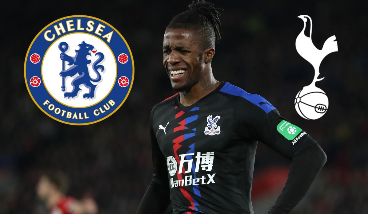 Chelsea urged to avoid Wilfried Zaha transfer for two reasons by Paul Merson - Bóng Đá