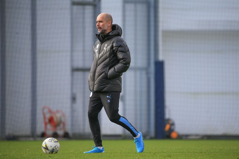 Man City handed Real Madrid advantage after Pep Guardiola finally sees something go his way - Bóng Đá