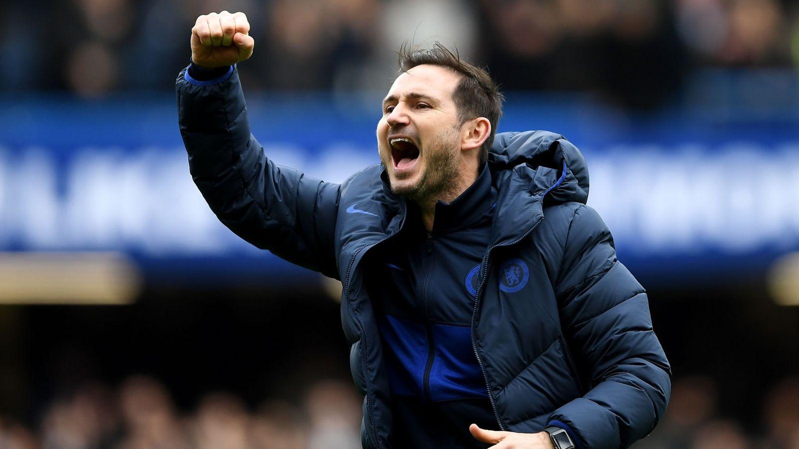 Lampard chia sẻ điều thất vọng sau trận đấu vừa qua - Bóng Đá
