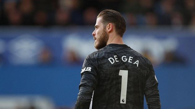 Mắc những sai lầm ngớ ngẩn, De Gea vẫn thể hiện đẳng cấp hàng đầu - Bóng Đá