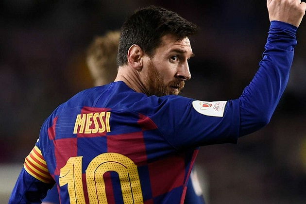 Luis Enrique on the best player he has coached: 'With respect to everyone else, there's a huge difference between them and Messi' - Bóng Đá