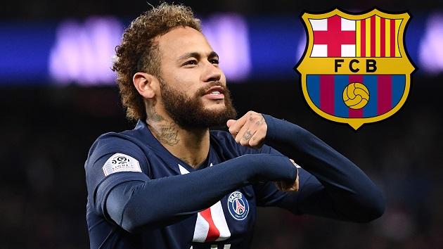 Unai Emery hopes to see Neymar back at Barcelona - Bóng Đá