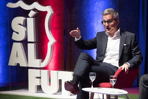 'He is the best in history': Barcelona presidential candidate Victor Font showers praises on Lionel Messi - Bóng Đá