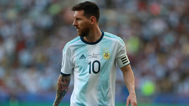 'I'm ready to go for that Cup again': Lionel Messi sets his sights on the World Cup - Bóng Đá