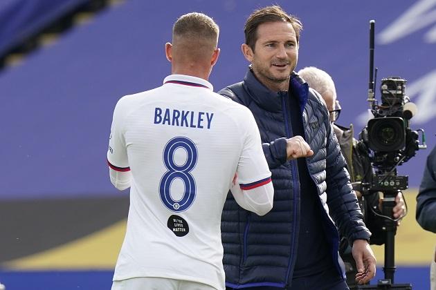 Lampard phát biểu sau trận - Bóng Đá