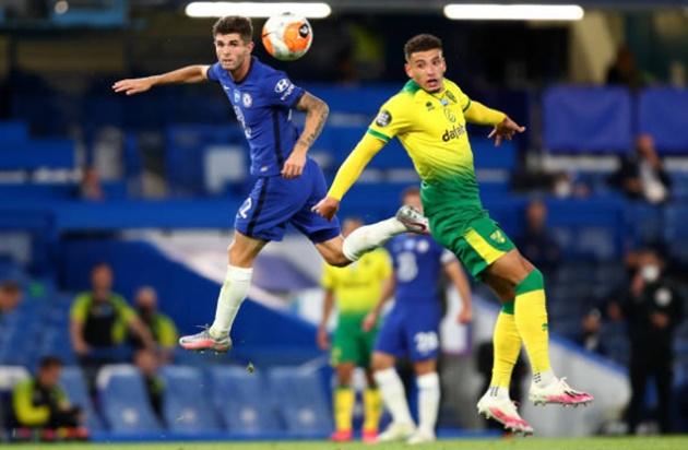 Ảnh Chelsea thắng Norwich - Bóng Đá