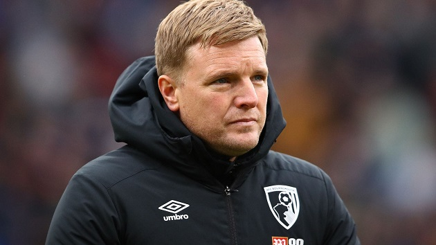 'One of the hardest decisions I've made': Eddie Howe steps down as Bournemouth manager - Bóng Đá
