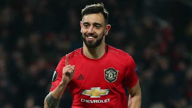 Incredible: Bruno Fernandes registered more assists than any Arsenal player in 2019/20 - Bóng Đá