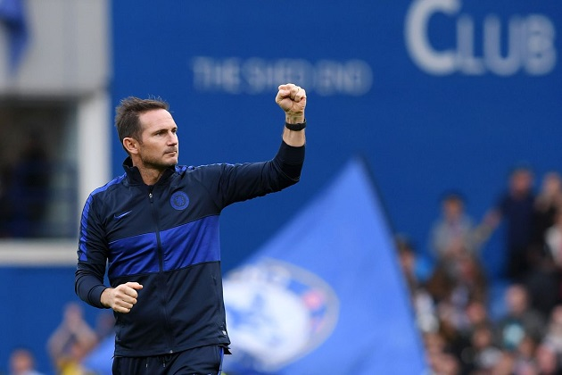 Frank Lampard makes 4-man shortlist for Premier League Manager of the Season award - Bóng Đá