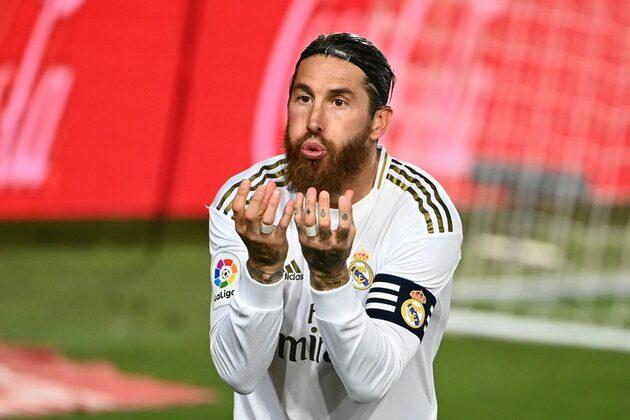 Pau Torres: Sergio Ramos is the benchmark for all centre-backs - Bóng Đá