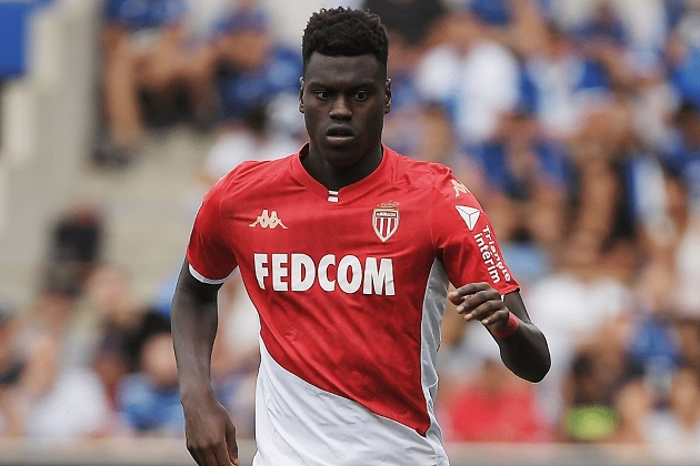 "Monaco boss Niko Kovac: ""Benoît Badiashile will stay."" - Bóng Đá"