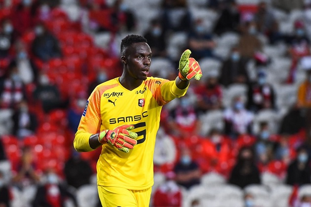 Past struggles, tremendous rise and not another step backwards: Edouard Mendy's career so far broken down in 9 key facts - Bóng Đá