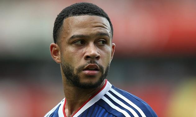 Memphis Depay won't join Barca, Lyon end all transfer negotiations - Bóng Đá