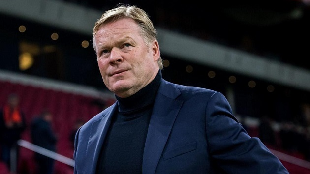 Move it to the wings: passing map reveals big difference between Koeman's and Setien's Barca - Bóng Đá