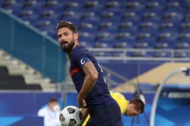 Giroud brace, 2 assists for Havertz & more: Blues shine on international duty - Bóng Đá