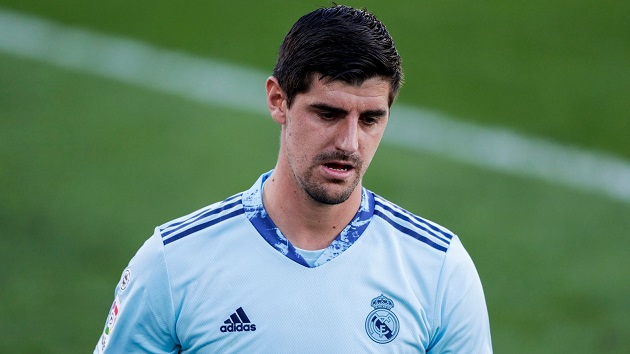 Thibaut Courtois leaves Belgium camp ahead of England game in Nations League on Sunday - Bóng Đá