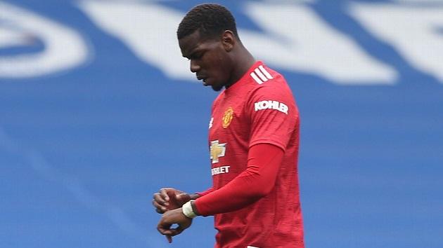 Fan Man Utd bảo vệ Pogba, đòi đưa huyền thoại CLB về làm đội trưởng - Bóng Đá