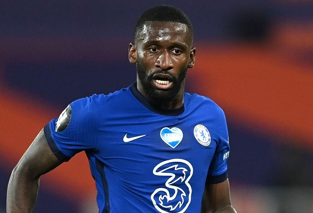 Chelsea star Rudiger opens up on what Lampard and Granovskaia told him in transfer window - Bóng Đá