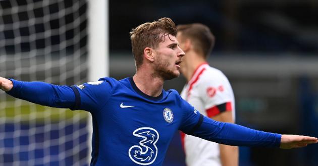 TRỰC TIẾP Chelsea 2 - 0 Southampton (Vào! Timo Werner lập cú đúp) - Bóng Đá