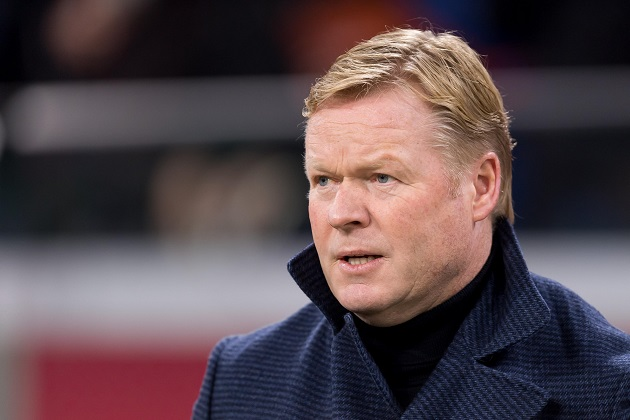 Nyom reportedly called Koeman 'son of a b***h' during the game; Barcelona consider reporting it to FA - Bóng Đá