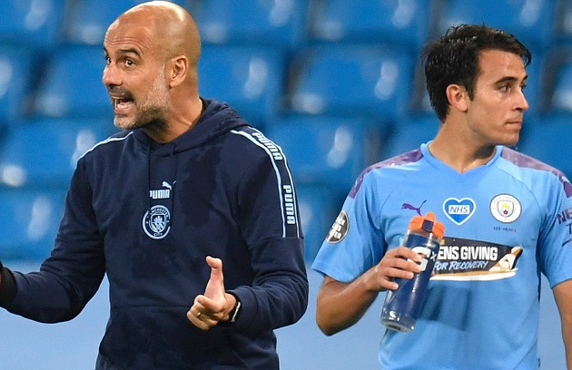 'Maybe we can seduce Eric Garcia to extend his contract': Pep Guardiola - Bóng Đá