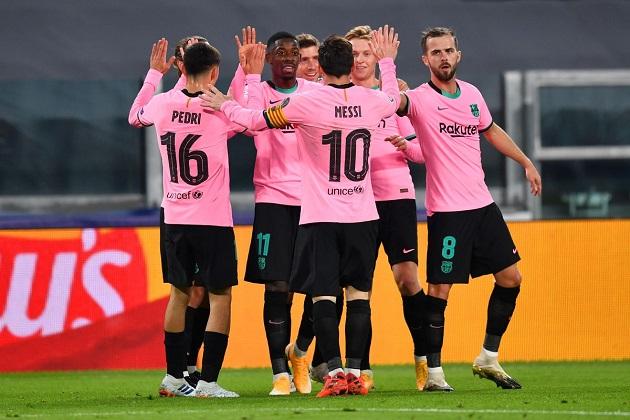 Rivaldo: I'm not sure about Barca's Champions League chances - Bóng Đá