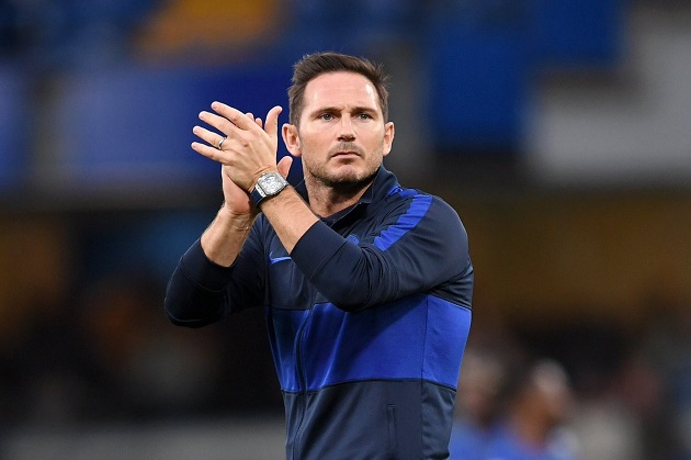 Frank Lampard urged to make change to Chelsea's starting XI to hand Blues star 'big role' - Bóng Đá