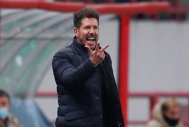 'I've always thought Diego Simeone epitomises Man United': Ex-Man City player Trevor Sinclair - Bóng Đá