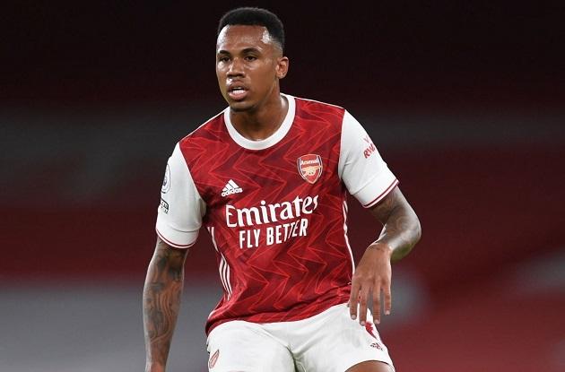 Gabriel wins Arsenal Player of the Month award for October - Bóng Đá