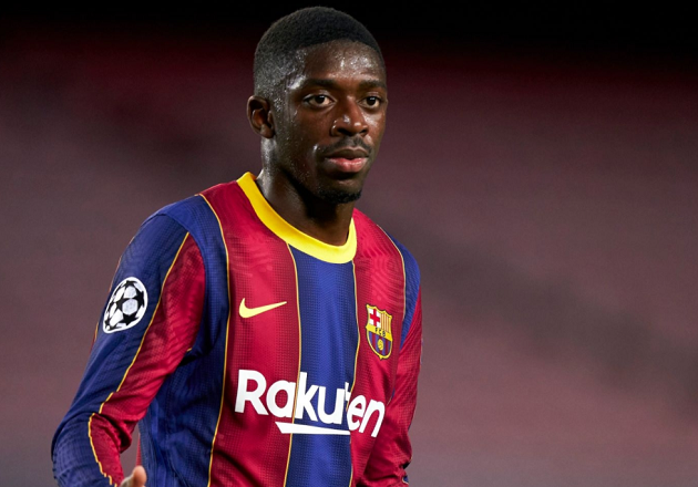 Dembele unlikely to leave in January, contract extension now priority - Bóng Đá