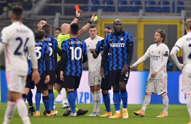 TRỰC TIẾP Inter 1 - 0 Real: Eden Hazard tỏa sáng - Bóng Đá